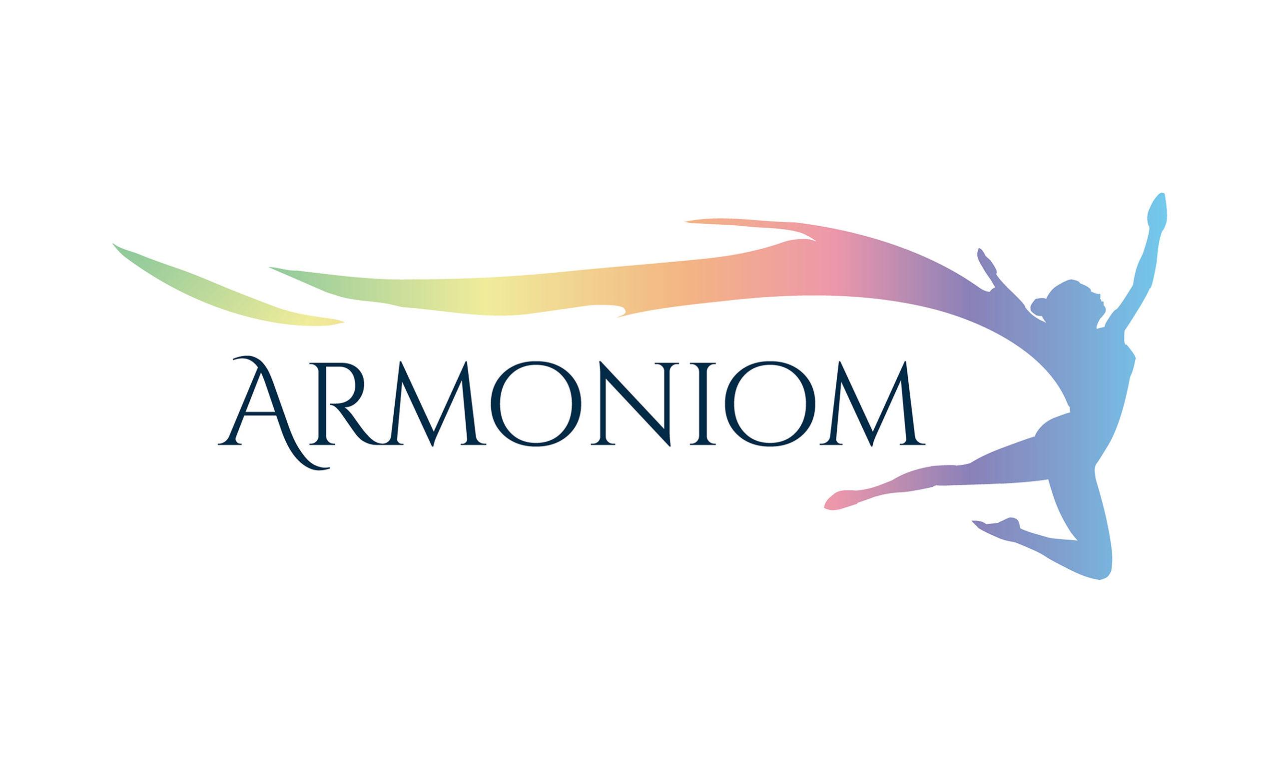 Logo Armoniom Pascale Pech Sanación vibracional osteosapiens